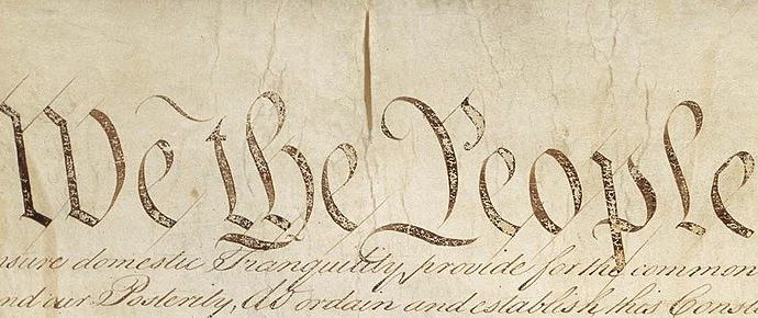 Ep. 03 America Defined, Part III: Constitutional, Government By LAW [audio]