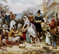 Ep. 46 Special Thanksgiving Edition: The True Story of God's Grace to Pilgrims and Indians!