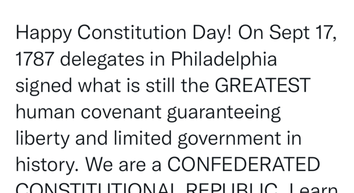 Ep. 127 September 17, 1787 Constitution Day