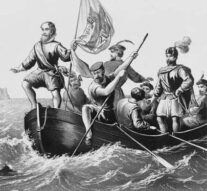 Ep. 131 10.12.21 Not Ashamed to Say: Happy Columbus Day!