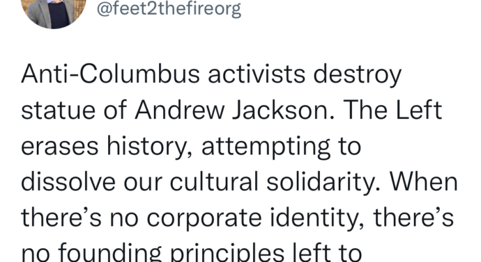 Ep. 132 10.13.21 The Left Continues March to Destroy History